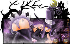 Pop-out Soul Eater sig 2 Blair by hydrojester