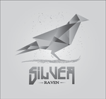 Silver Raven by burimba