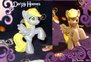 Derpy Hooves Mystery Recolor by sakito