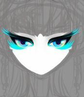 Snow Flake WIP by Pure-Lucid