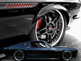 BadAss Stang by bkueppers