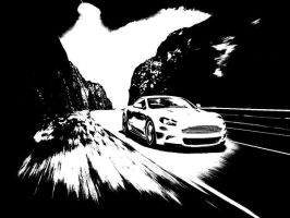 Aston Martin DBS by SilverNecklace