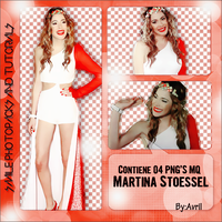 +Martina Stoessel Photopack Png by Who-Owns-My-Heart