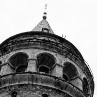 Galata Tower by Masisus
