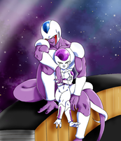 lord bros by frieza-love