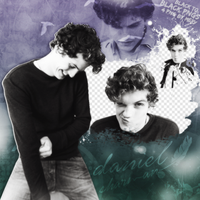 PNG Pack(321) Daniel Sharman by BeautyForeverr