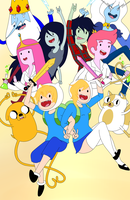 Adventure Time! by Awsmazing