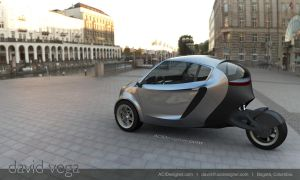 Electric car 6 by talesytales