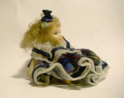 Porcelain doll 11 by Panopticon-Stock