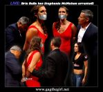 WWE Stephanie McMahon gets arrested on RAW by hedx