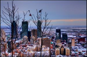Montreal in HDR 3 by bonnieday