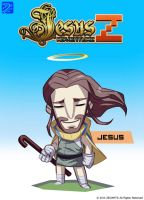 JESUS - The Messiah by zeoarts