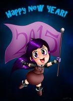 Happy New Year 2015 by Evil-Rick