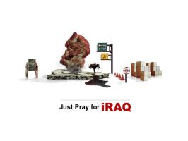 just pray for IRAQ by Mr-Graphic