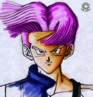 Mirai no Trunks by Trunks777