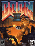 Doom II box art (high resolution) by Llortor