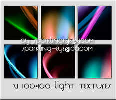 Light Textures Set1 Zip Format by sparkling-eye