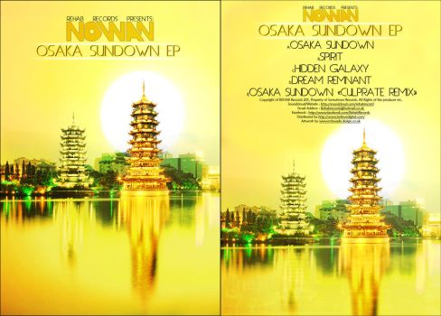 Nowan - Osaka Sundown EP REHAB by cps90