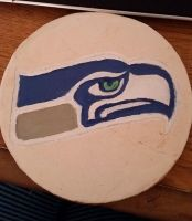 Finished Seahawks Tile by Kaitlin73