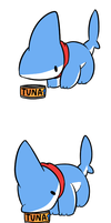 vress loves tuna by 0Vress0