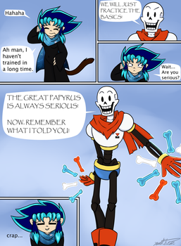 Chapter 8 - Page 4 by YenriStar