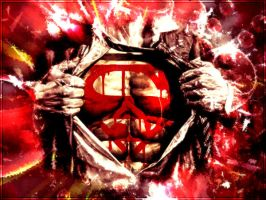 Superman Wallpaper by polainas9