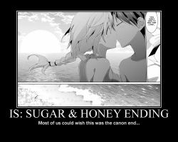 [IS Demo] Sugar and Honey Ending by carbonunderground2