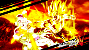 Dragon Ball Xenoverse Poster by sonicthehedgehog19