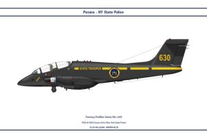 Fantasy 630 IA-58A New York State Patrol by WS-Clave