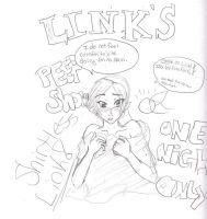 Links Peep Show by Best-Never-Knowing