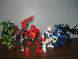 Six Heroes One Destiny Version 2 by andrell