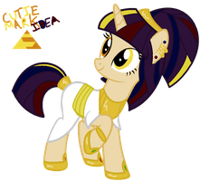 Egyptian Pony Auction by MonkFishyAdopts