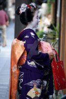 Maiko III by LadyOfSorrows26