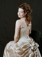 cinderella dress back by hollymessinger