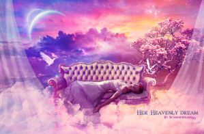 .:Her Heavenly Dream:. by SummerDreams89