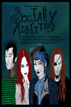 Socially Misfitted Part1 Cover by Joshuasigler