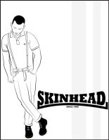 skinhead by cinges
