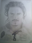 Orlando Bloom by FrO-ozeN