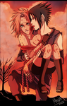 Are you suffering? SasuSaku. by ManaSaya
