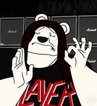 When The Marshall Amps Are Distorted Just Right by MostWanted06