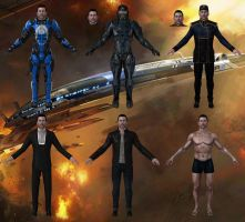 Customized Shepard of toxioneer by Melllin