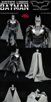 Custom Justice Lords Batman (Movie Concept) Figure by MintConditionStudios