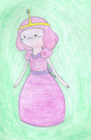 Young Princess BubbleGum by Patcha105