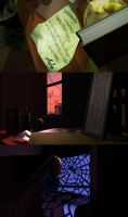 Spectacular Spider-Room by TheGreatMrChibi
