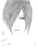 Uru Sketch by nena
