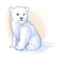 Polar Cub by maggock