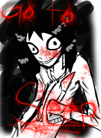 Jeff the Killer for umbrexespe by crazy-stalker-chik