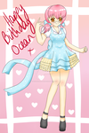 Happy Birthday Ocean! by khyddinamaani