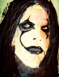 Jim Root by frixon15