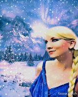 THE LAST SNOWFALL by KerensaW